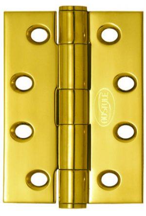 PVD S/S Hinge Loose Pin per 2 +screws 100x60 - Adelaide Restoration Centre