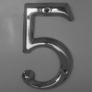Numeral No. 5 Classic - Adelaide Restoration Centre