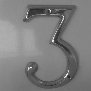 Numeral No. 3 Classic - Adelaide Restoration Centre