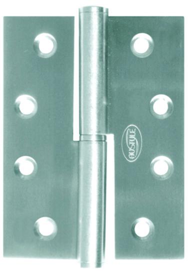 Lift Off Hinge Left Hand per 2 + screws - Adelaide Restoration Centre