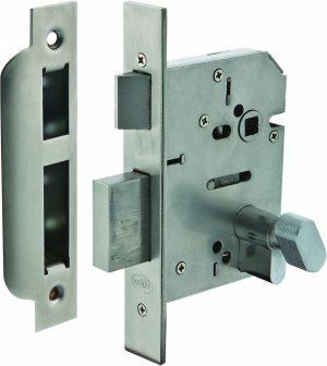 Supersafe High Security Entrance Lock (C-toC-47.6mm) - Adelaide Restoration Centre
