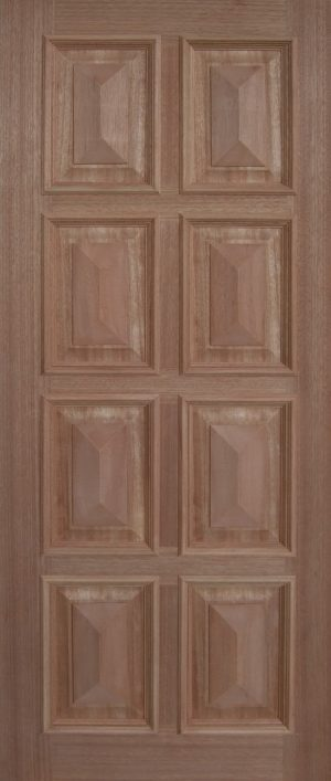 Cricket Bat & Heavy Moulding Doors