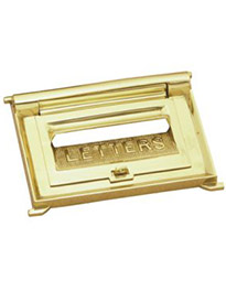 Letter Plates & Mail Boxes